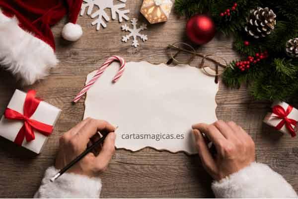 cartas de Papá Noel