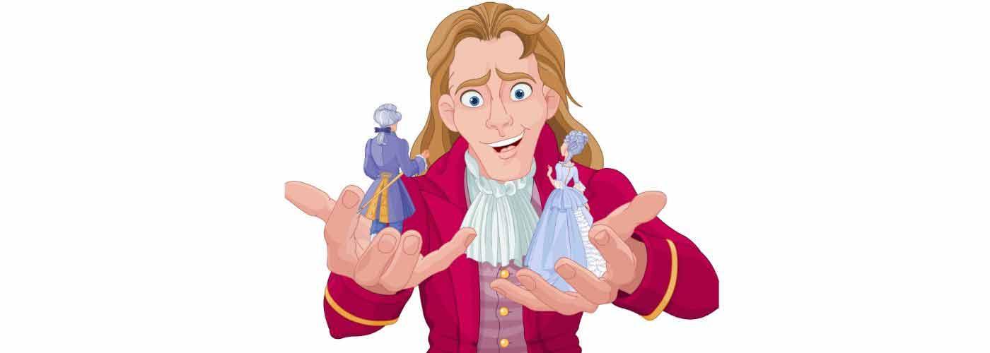 Los viajes de Gulliver cuento infantil