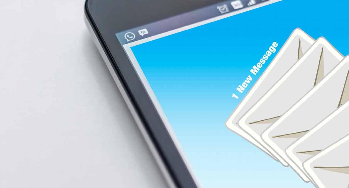 mensajes emails correo electrónico cartas magicas