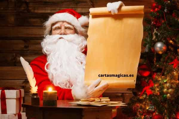 cartas Papá Noel