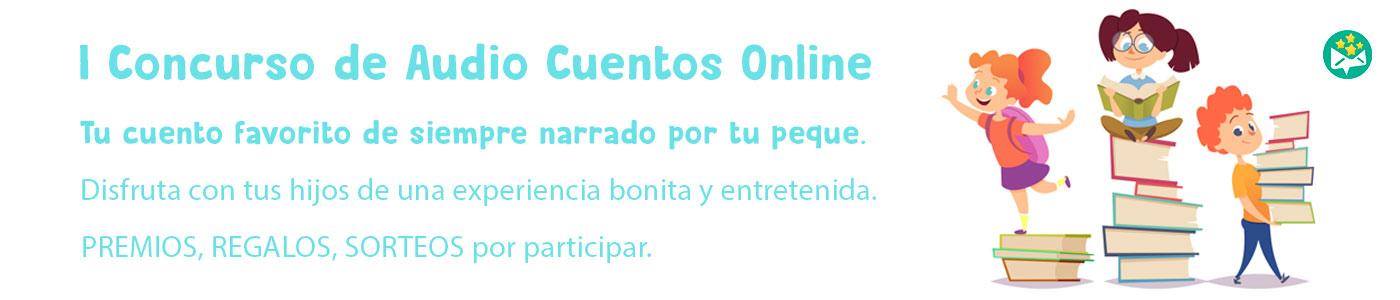 Concurso de Audio Cuentos Online.