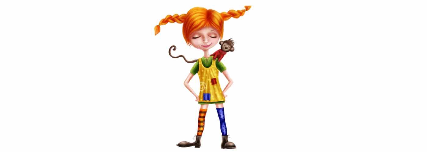 Pippi Calzaslargas portada blog